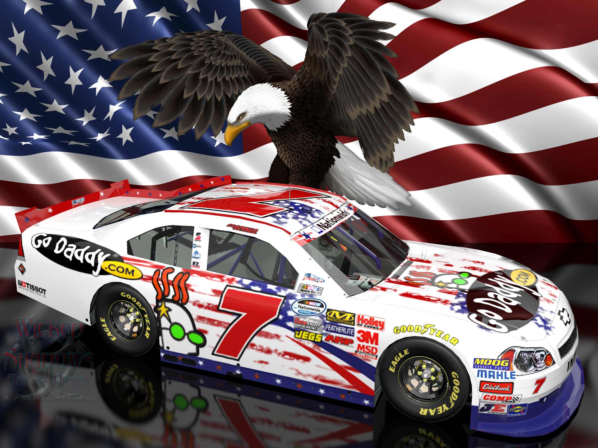 Wallpapers By Wicked Shadows Danica Patrick Dale: Danica Patrick Screensavers And Wallpaper