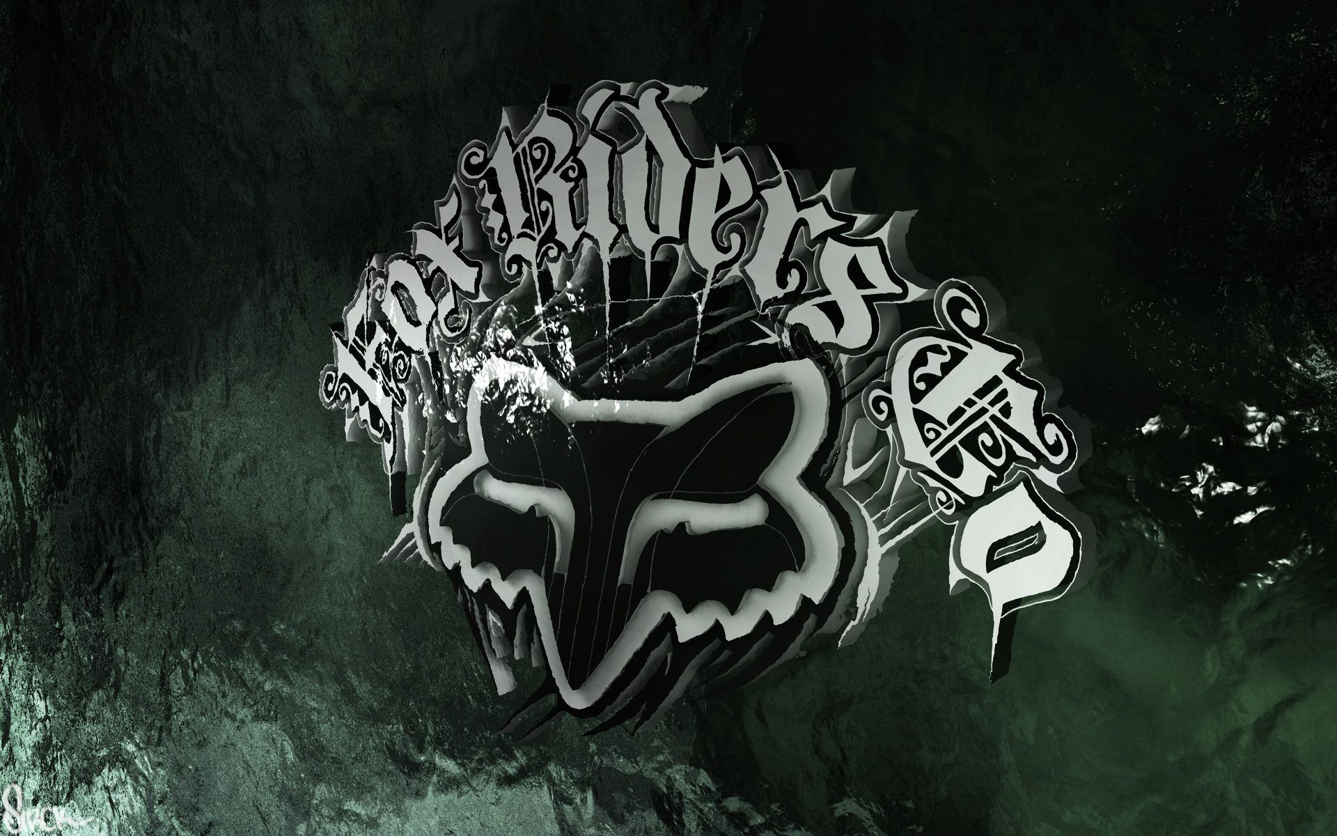 Fox Logo Wallpapers 1920x1200