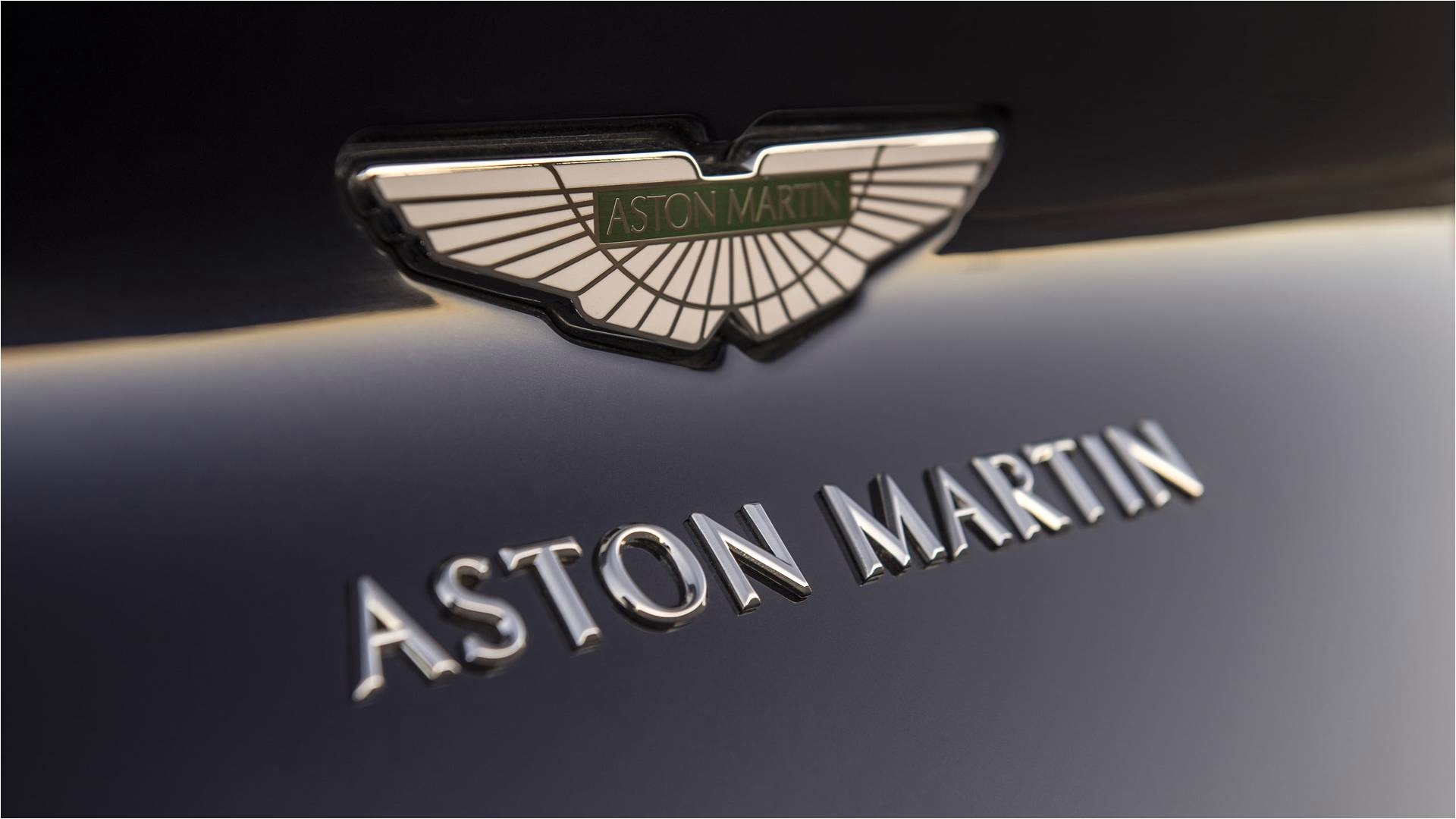 Aston Martin Logo aston Martin Logo Wallpapers 55 Images 1920x1080