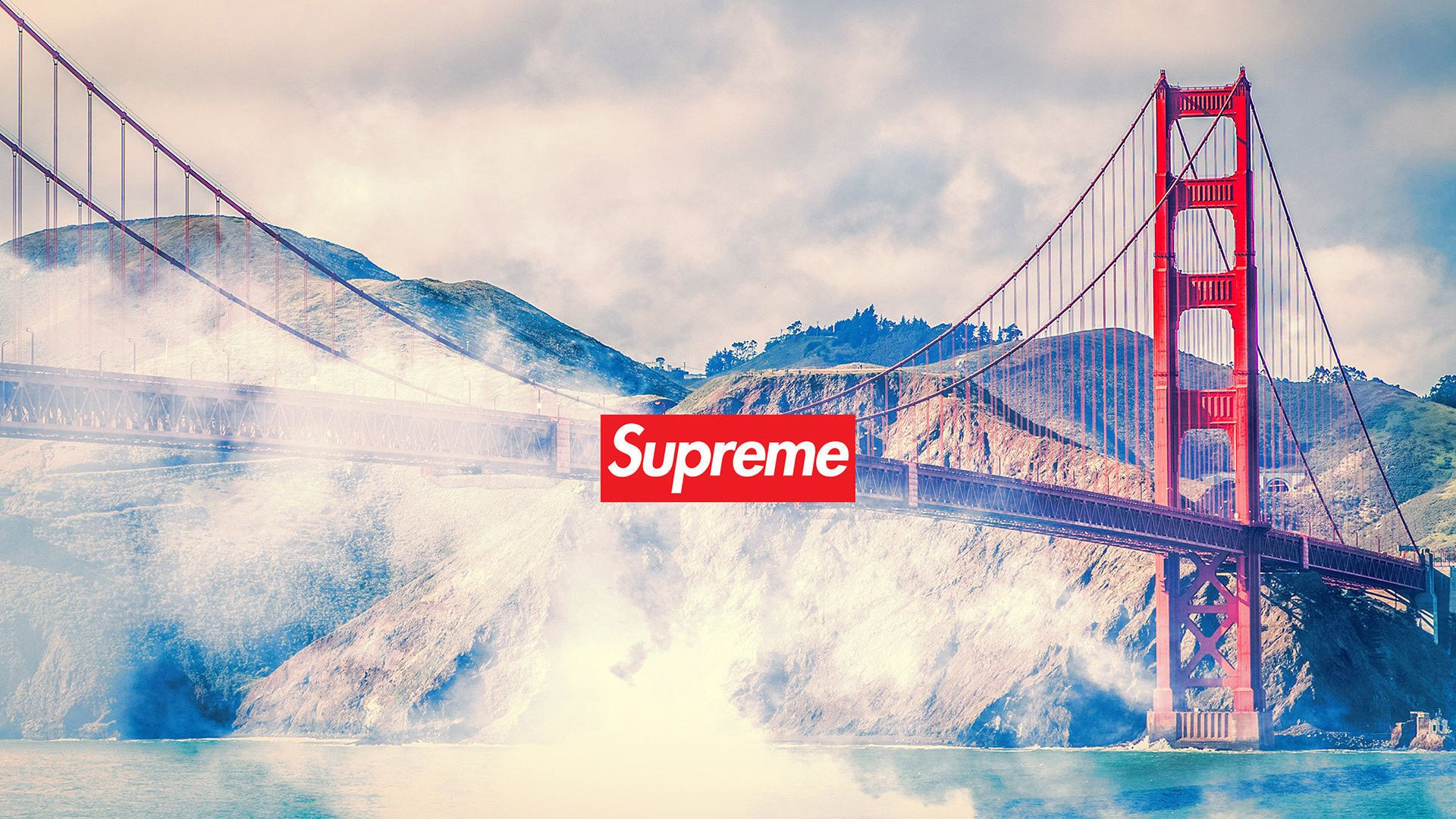 1920x1080 San Francisco Supreme Sneakerheads in 2019 Supreme 1920x1080