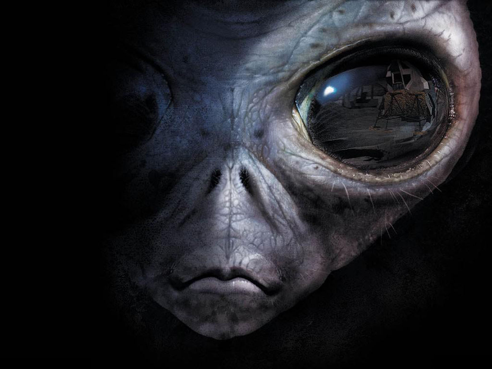 wallpapers Alien Eyes Wallpapers 1600x1200