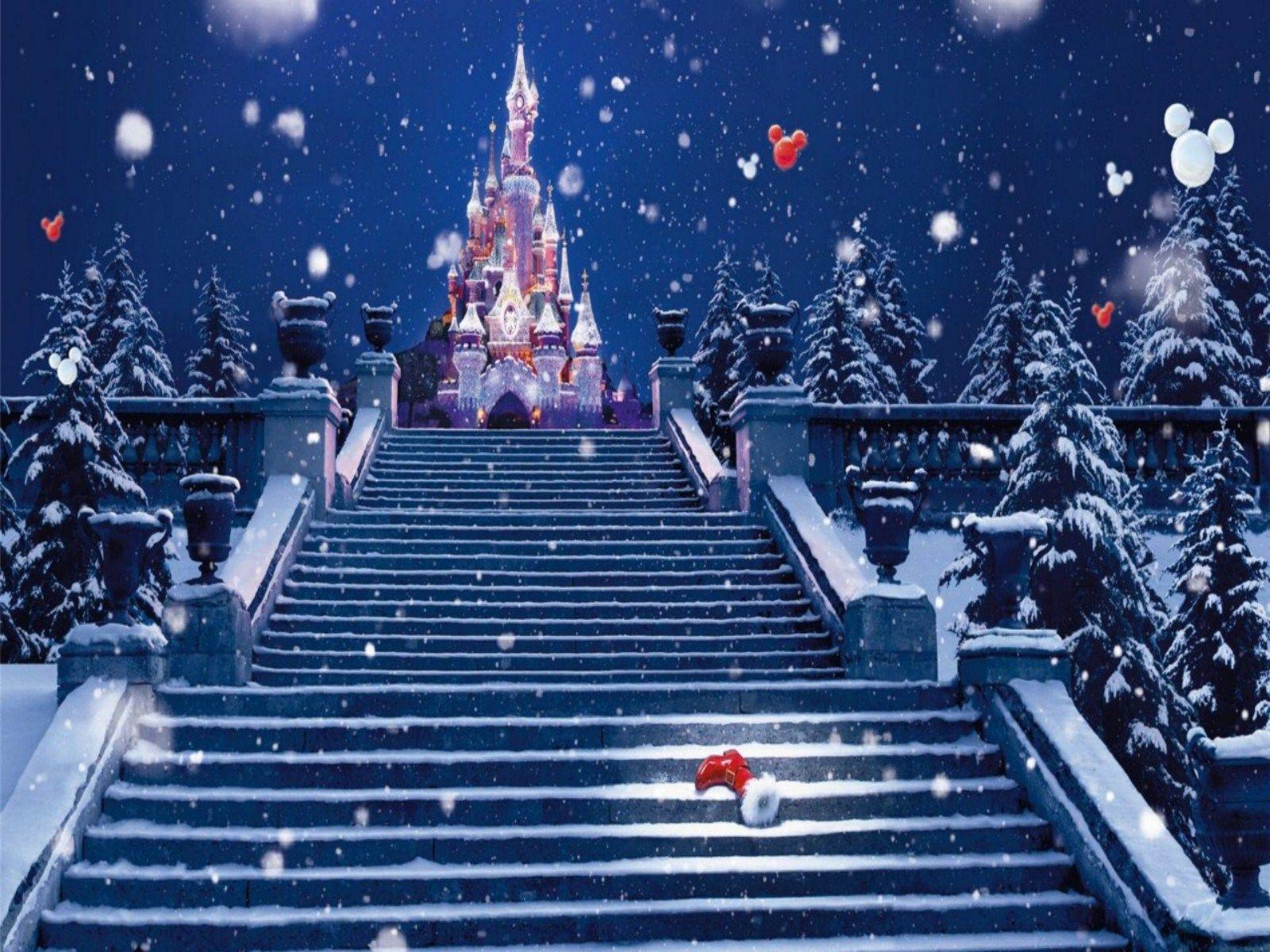 Disney Christmas Wallpapers Desktop 1600x1200