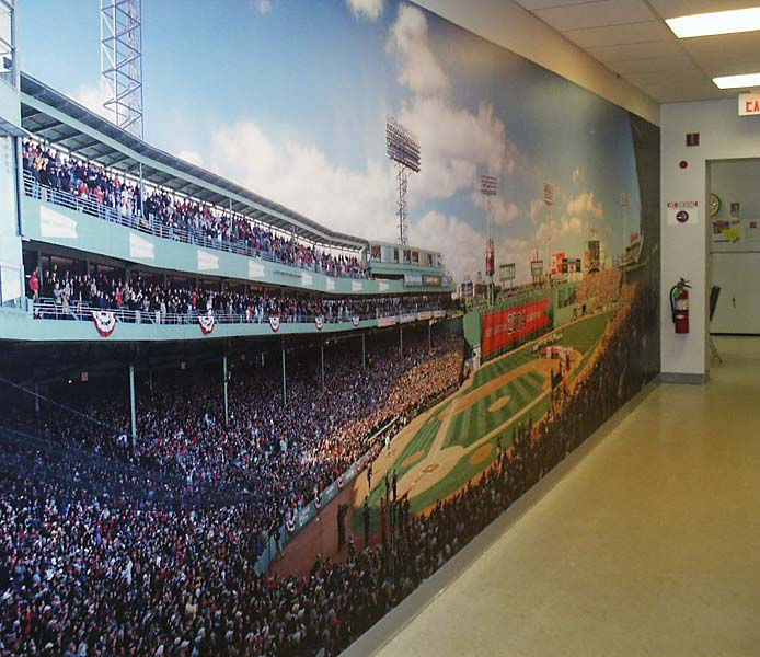 Dgi Invisuals Wall Murals Graphics Floor In Boston 694x600
