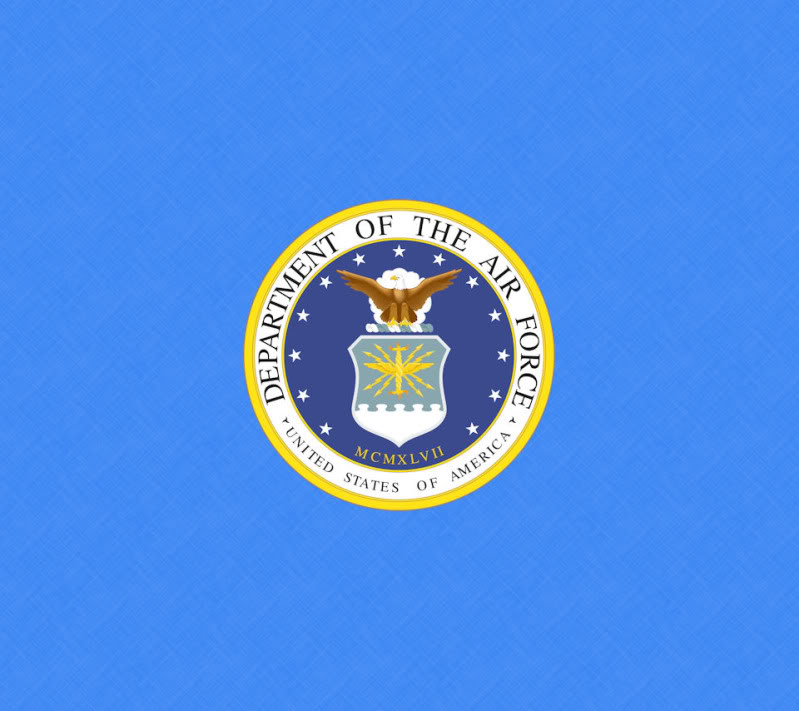 48 Air Force Seal Wallpaper On Wallpapersafari