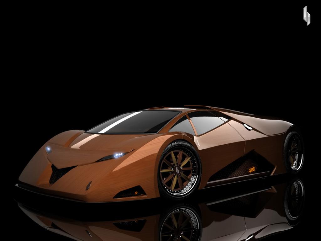 super car 1024x768