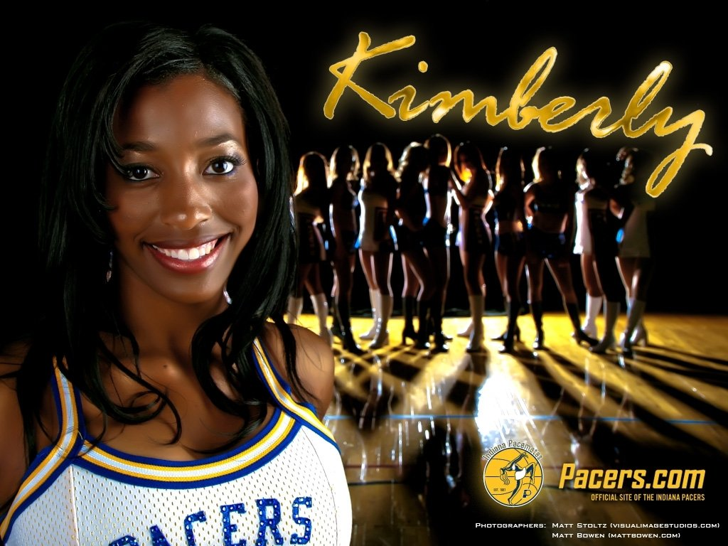 Pacers cheerleaders wallpaper Indiana Pacers cheerleaders picture 1024x768