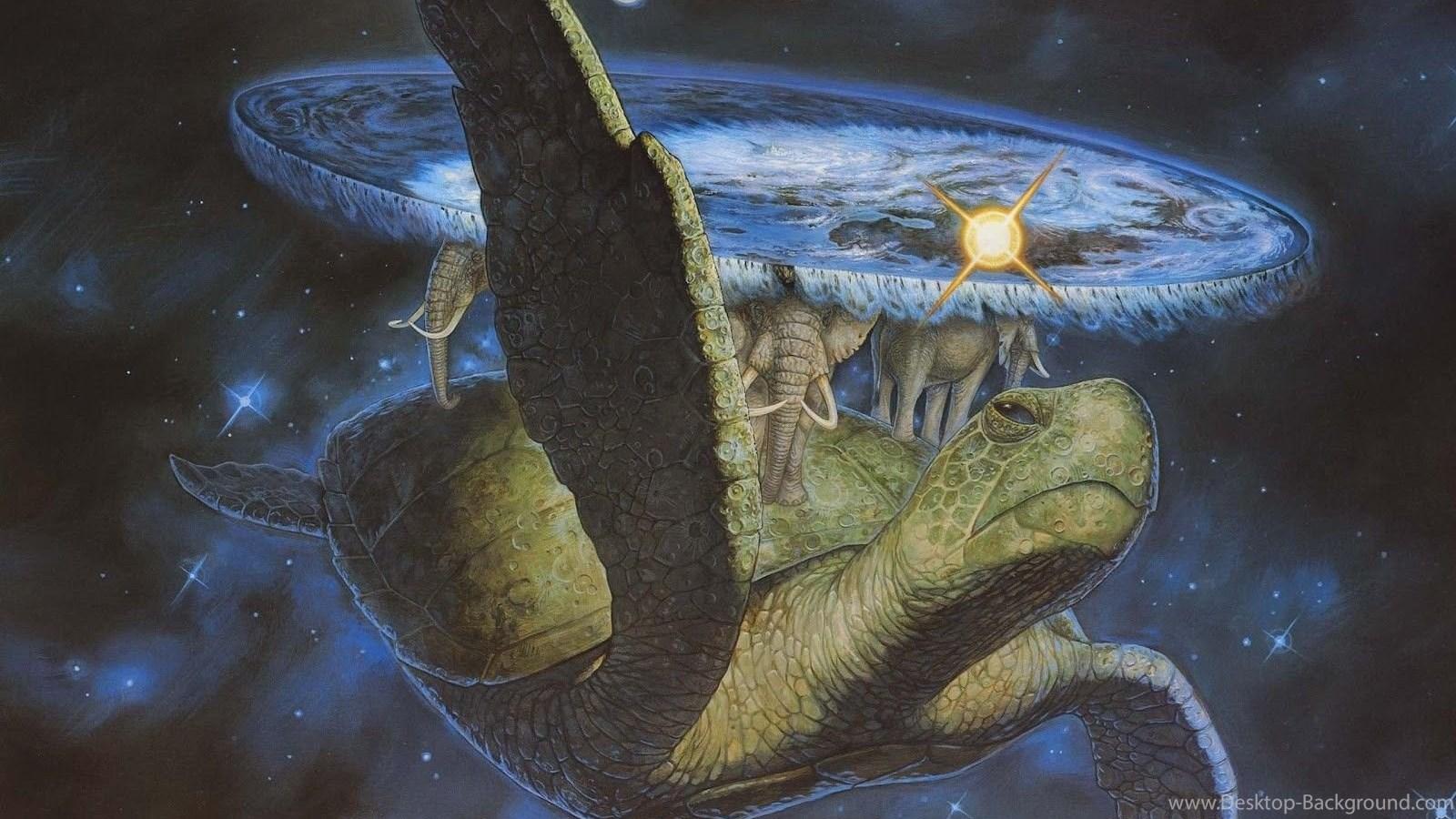 Popular   Terry Pratchett The Last Hero Illustrations Hd 1600x900