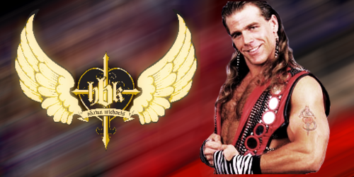 HBK SHAWN MICHAELS WALLPAPER My first wallpaper Wallpaper and 500x250
