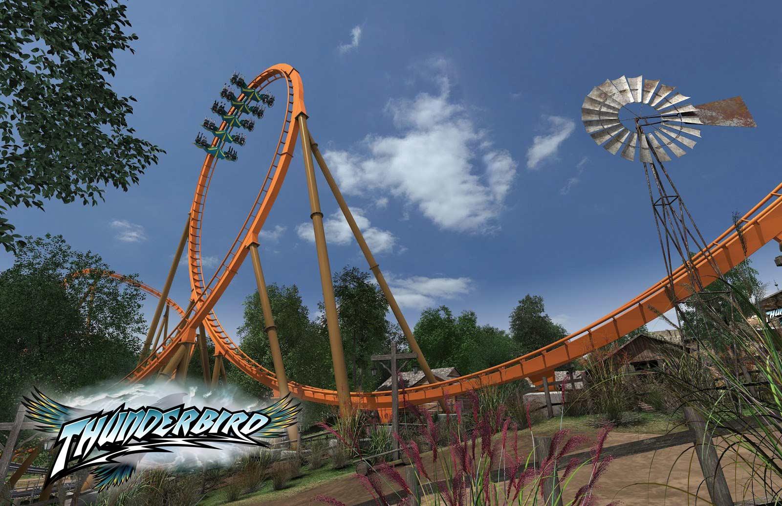xmas roller coaster hd - photo #3