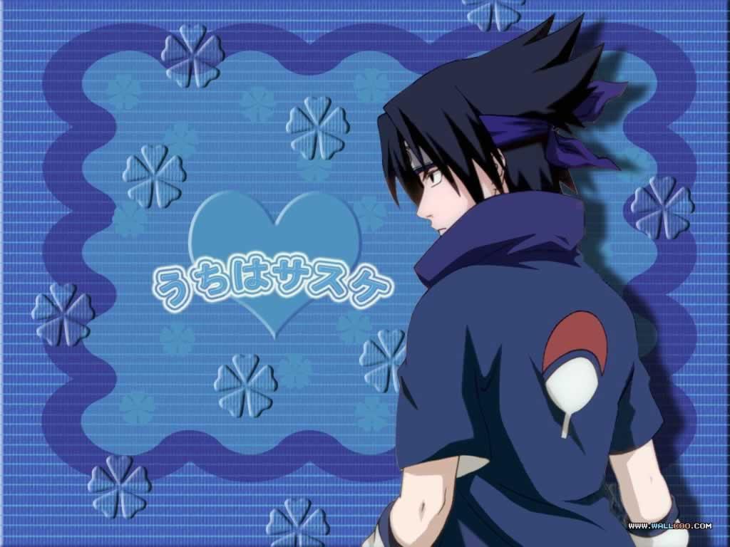 Naruto Sasuke Wallpaper ImageBankbiz 1024x768