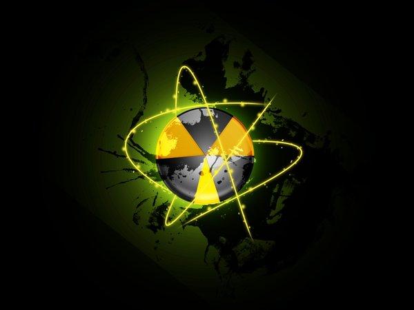 Nuke Symbol Wallpaper Nuke symbol by grandartforce 600x450