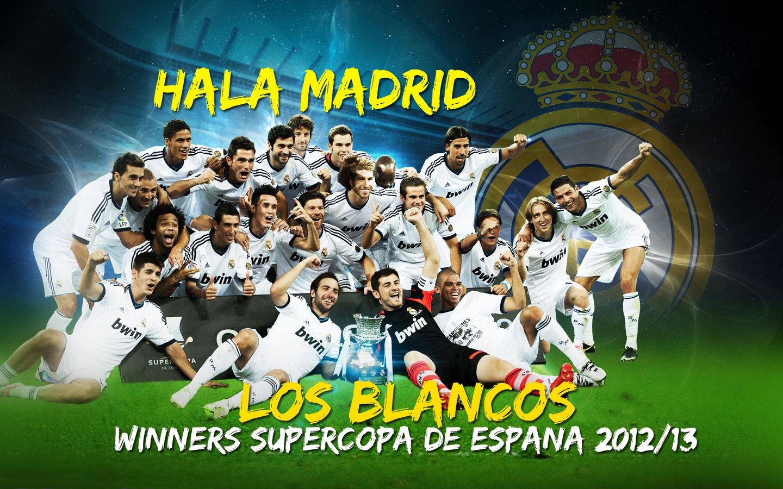 50 ] Real Madrid Wallpaper On WallpaperSafari