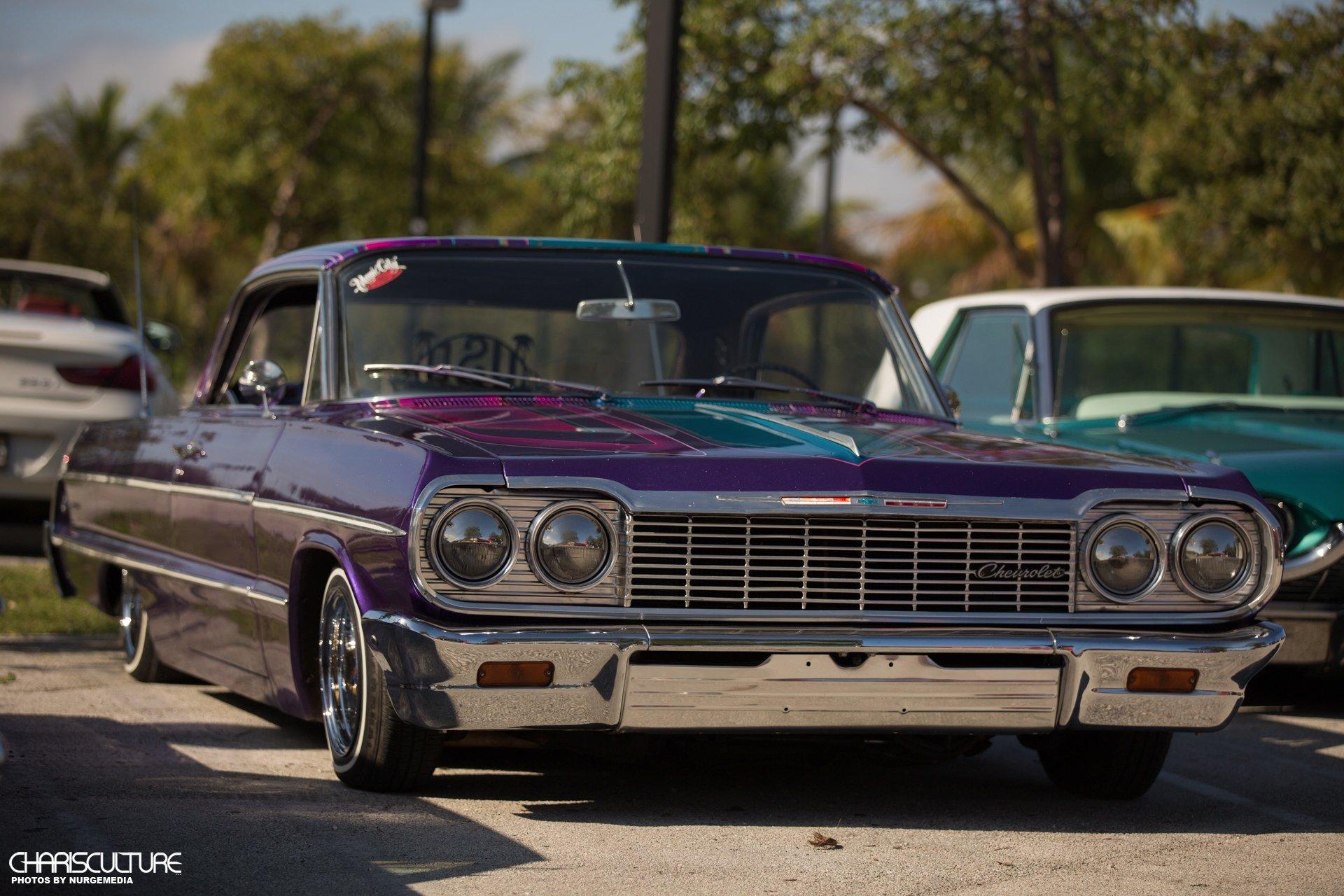 1964 Impala Lowrider Wallpaper - WallpaperSafari