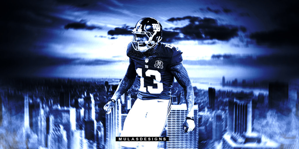 Odell Beckham Jr Wallpaper 1024x512