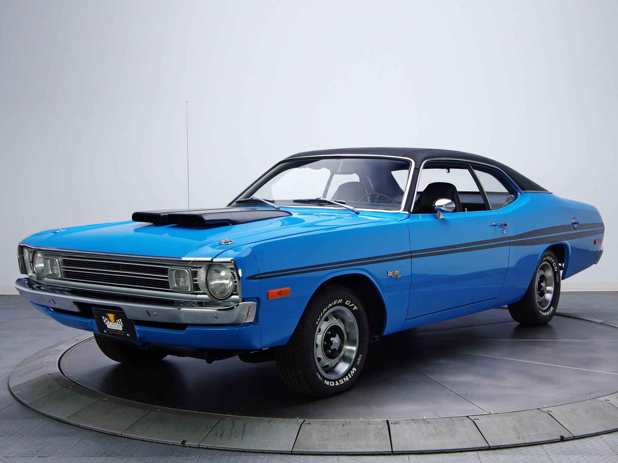 1972 Dodge Dart Demon 340 LM29 Muscle Classic Wallpaper 2048x1536 2048x1536