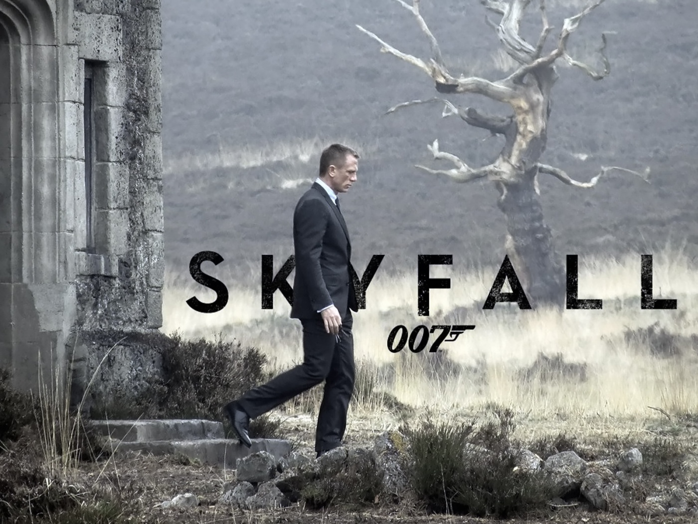 HD Wallpapers for iPhone 5   James Bond 007 Skyfall Wallpapers 1400x1050