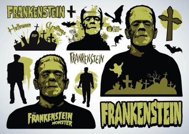 Victor Frankenstein halloween Frankenstein design of frankenstein with 626x444