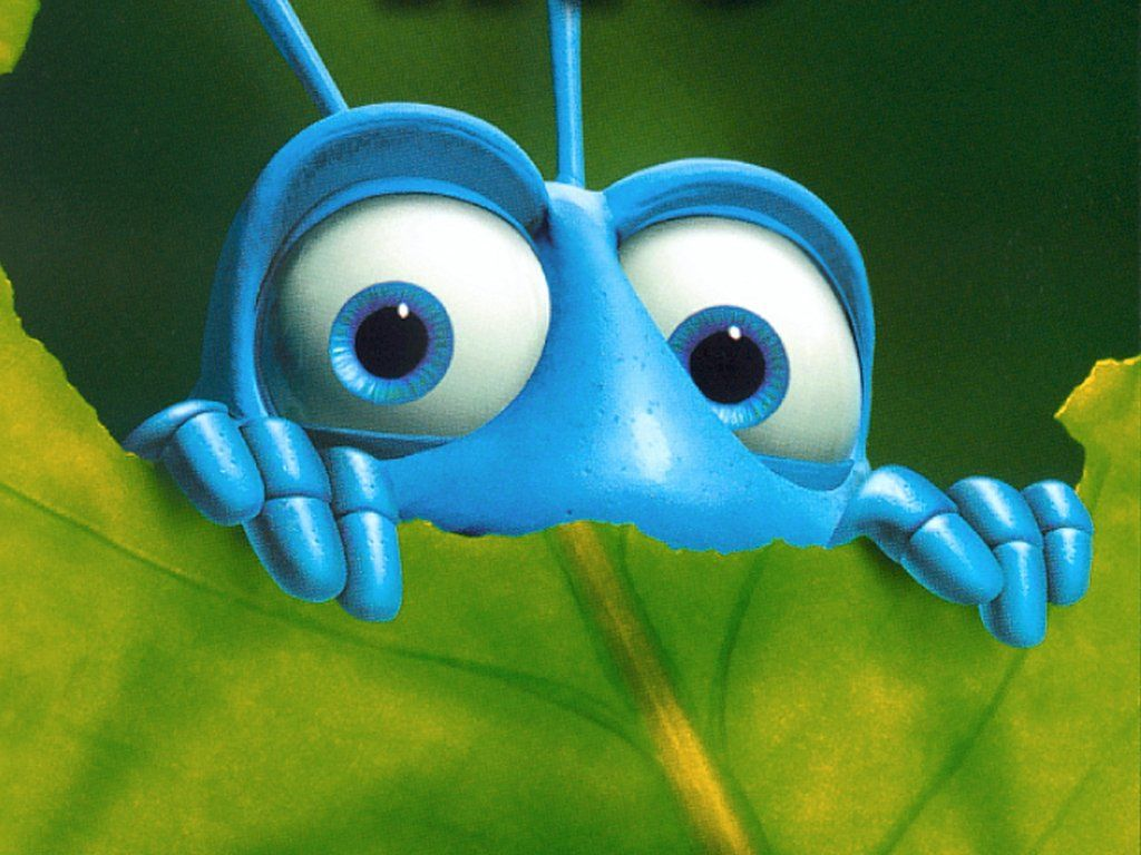 Bug's Life Wallpaper (1024 x 768 Pixels)
