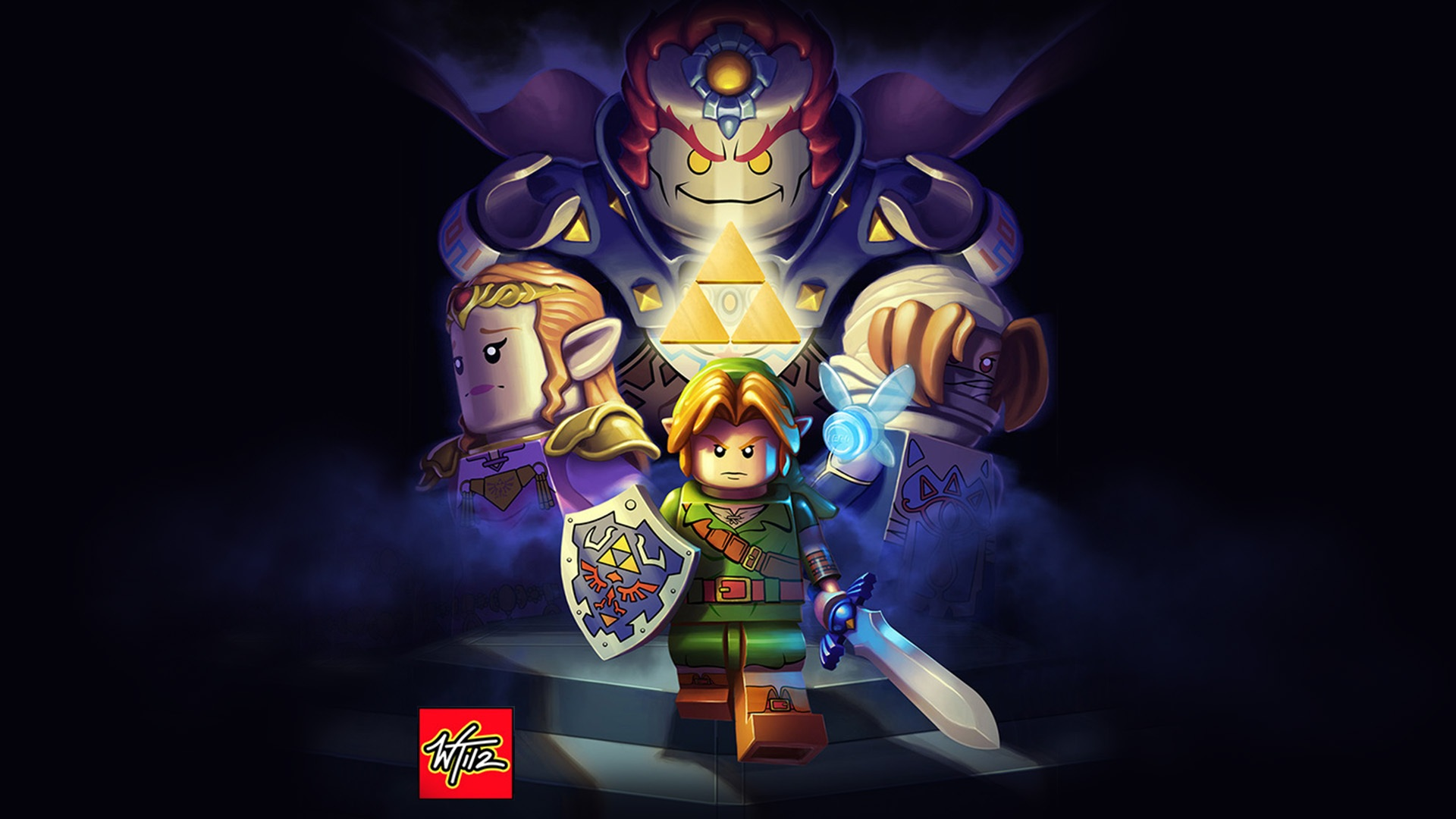 Legend of Zelda Wallpapers HD Wallpapers Backgrounds Images Art 1920x1080