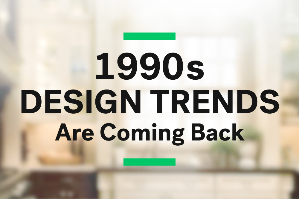 and behold the below 90s home design trends that are coming back 1000x667