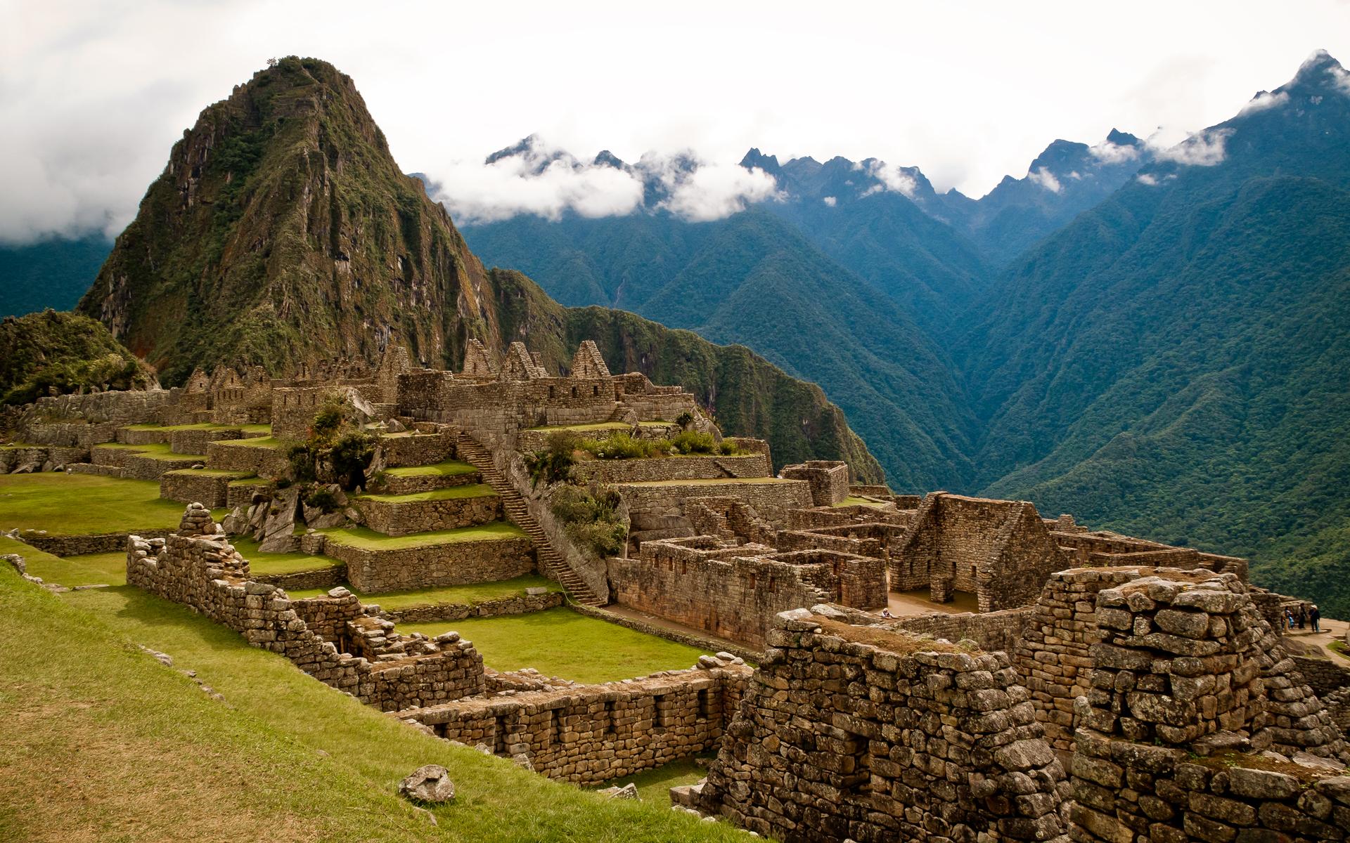 48 Machu Picchu Wallpaper Widescreen On Wallpapersafari