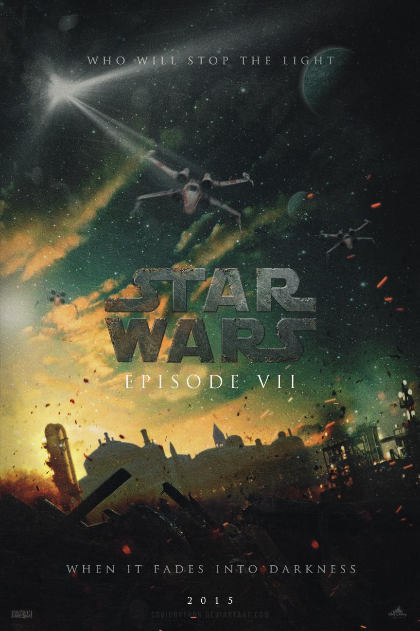 Episode VII star wars episode vii 7 movie poster wallpaper image 09 864x1296