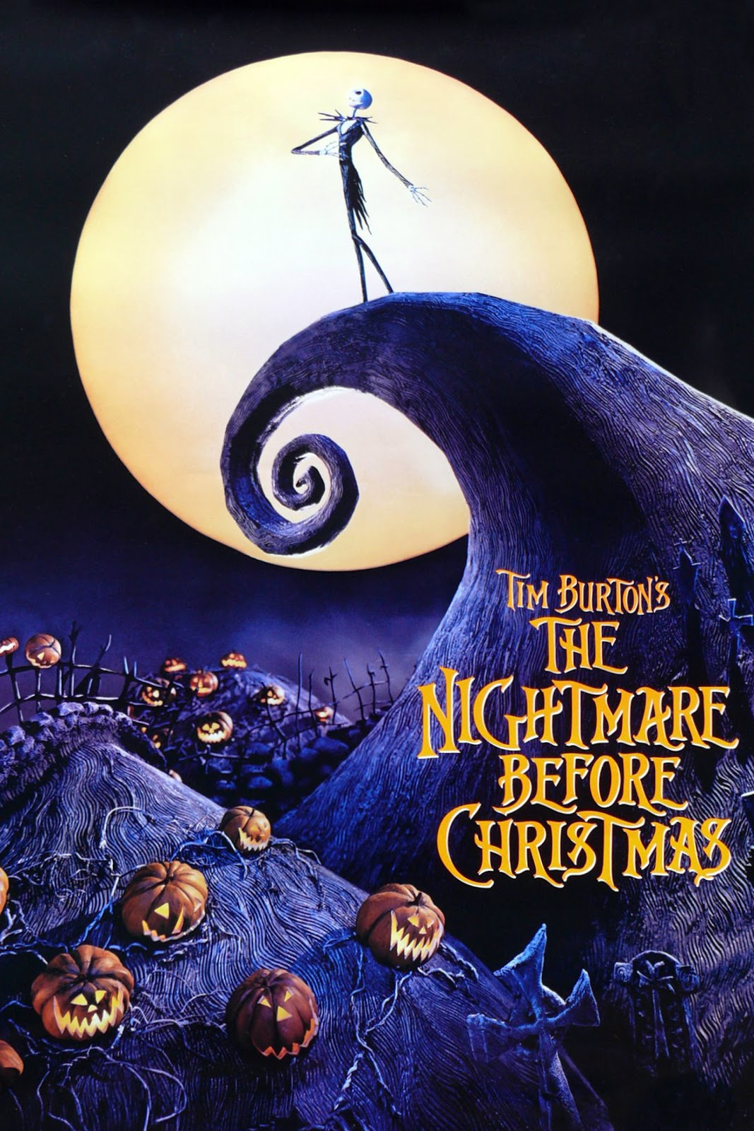 45 Nightmare Before Christmas Iphone Wallpaper On Wallpapersafari