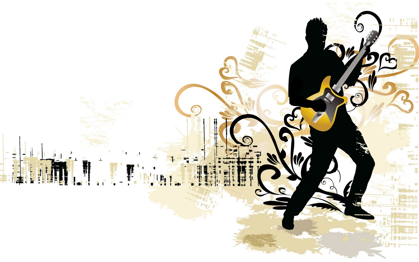 Graphic Design Music Wallpaper 7329 Hd Wallpapers in Creative Graphics 1600x1000