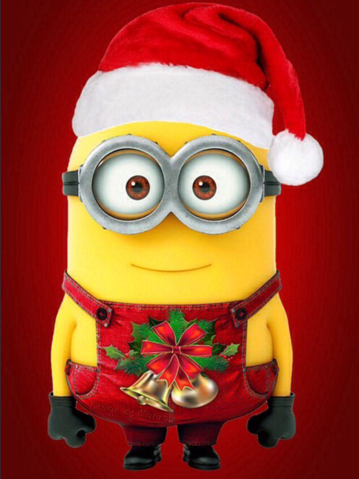 Holiday Minions Holiday minion 736x981