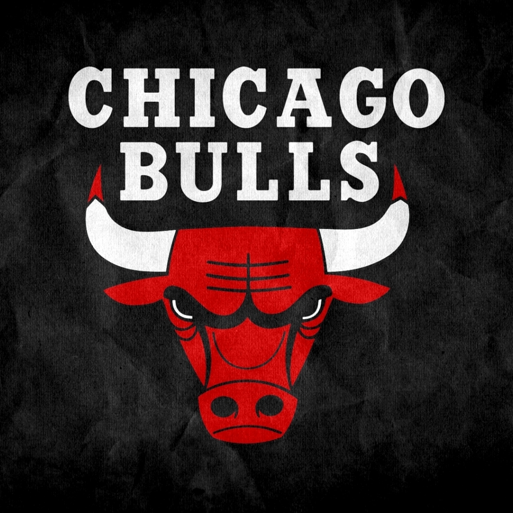 Download Chicago Bulls Logo wallpaper in Other wallpapers with all 1024x1024