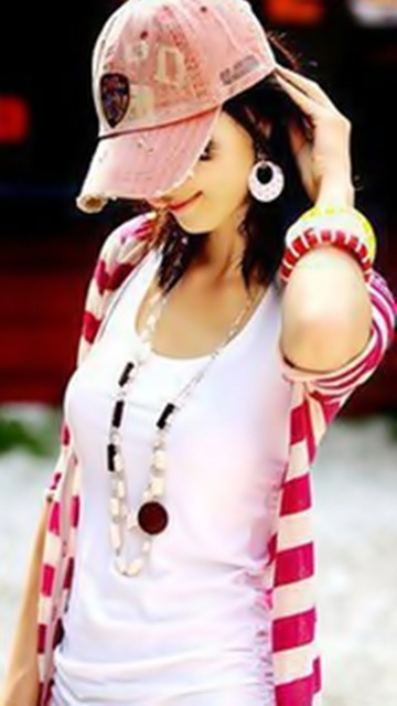 Latest Fashion Trends stylish attitude girl wallpapers 360x640