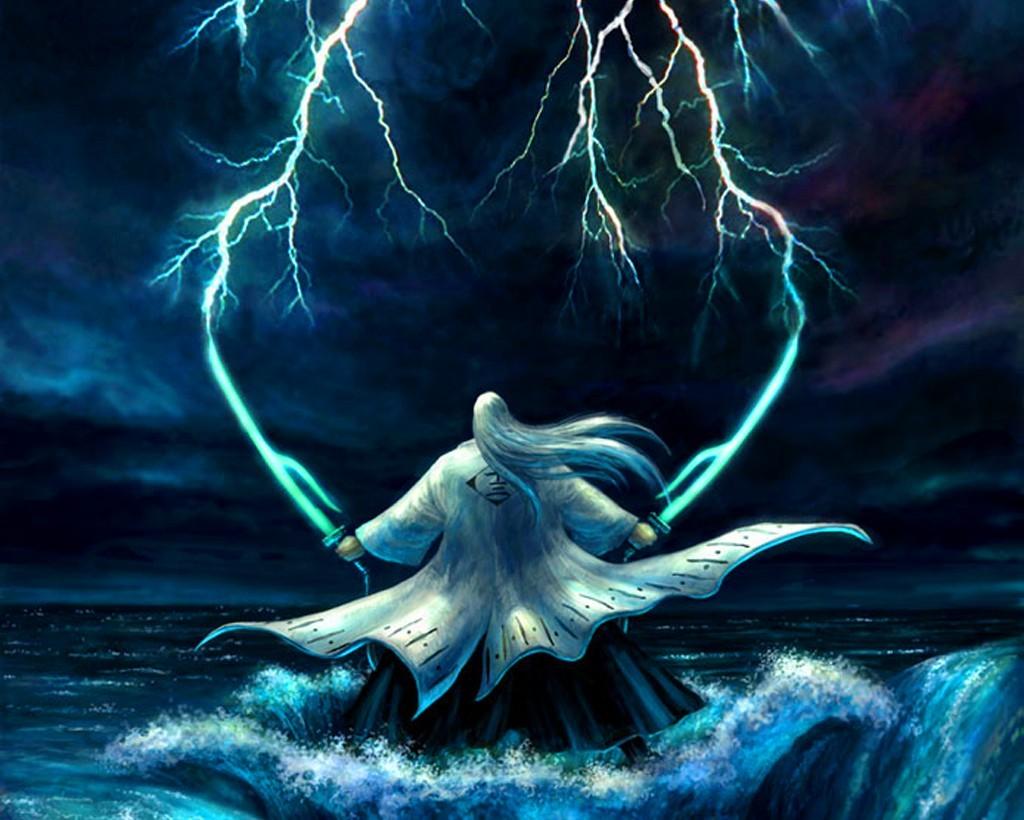 Lightning Storm Hd wallpaper.