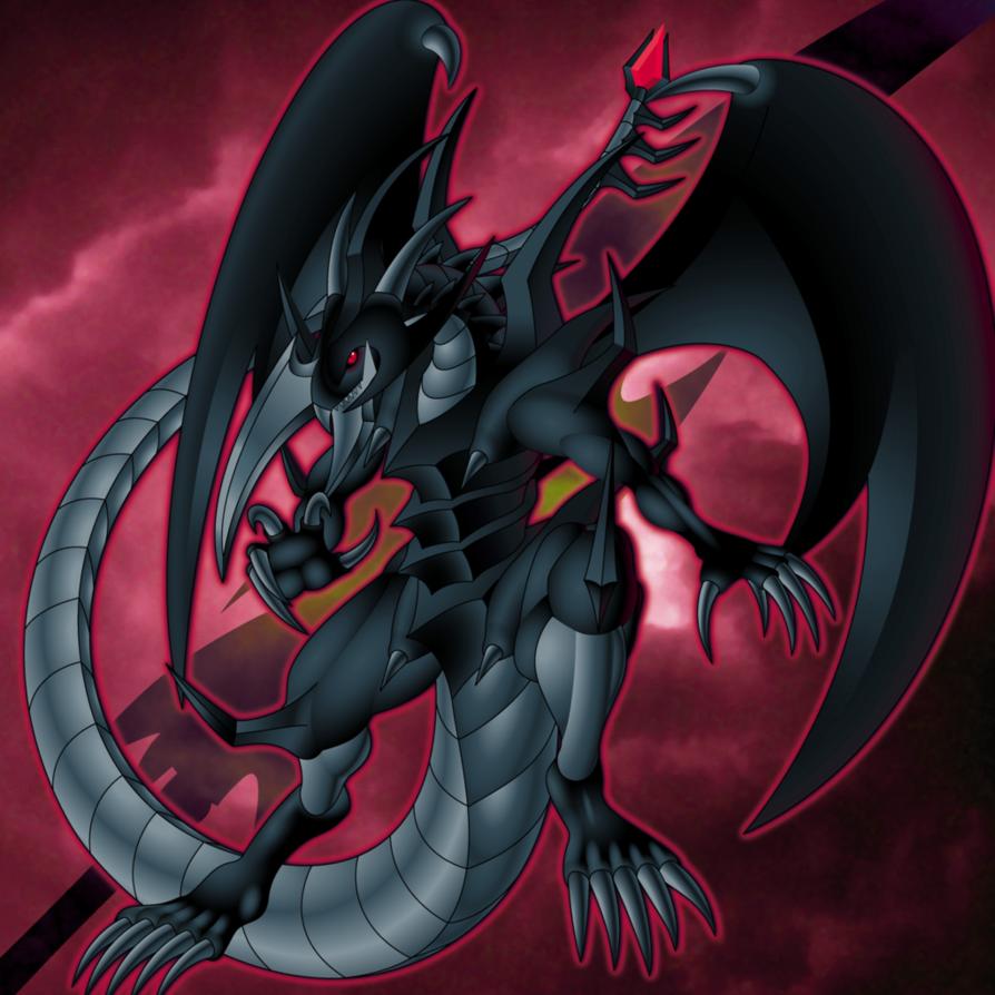 Red Eyes Black Dragon Wallpaper - WallpaperSafari