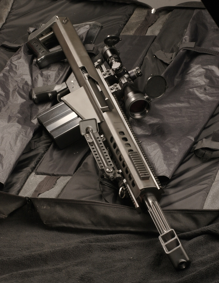Guns Weapons Sniper Rifle Barret M82a1 50 Cal 2318x3000 Wallpaper High 728x942