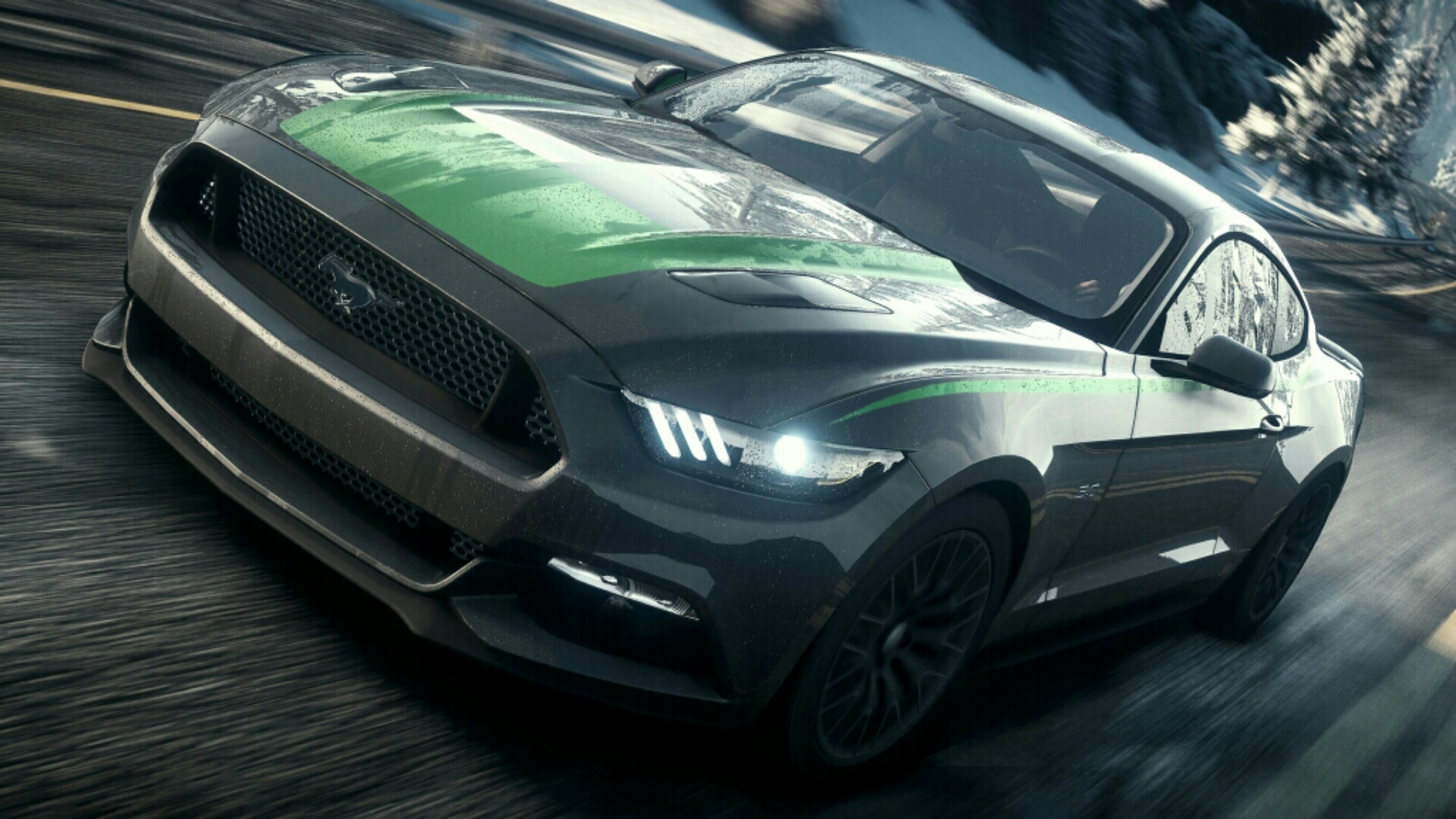 2015 Ford Mustang GT Wallpaper iBackgroundWallpaper 1920x1080