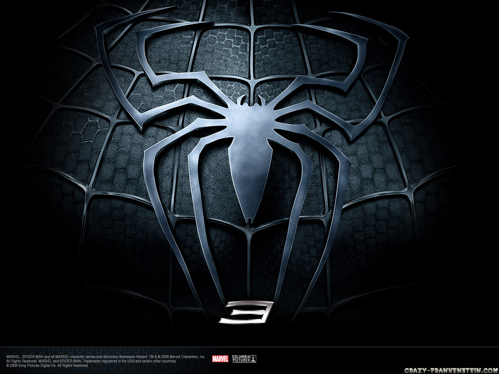 Spiderman Logo Wallpaper 4286 Hd Wallpapers in Logos   Imagescicom 1024x768