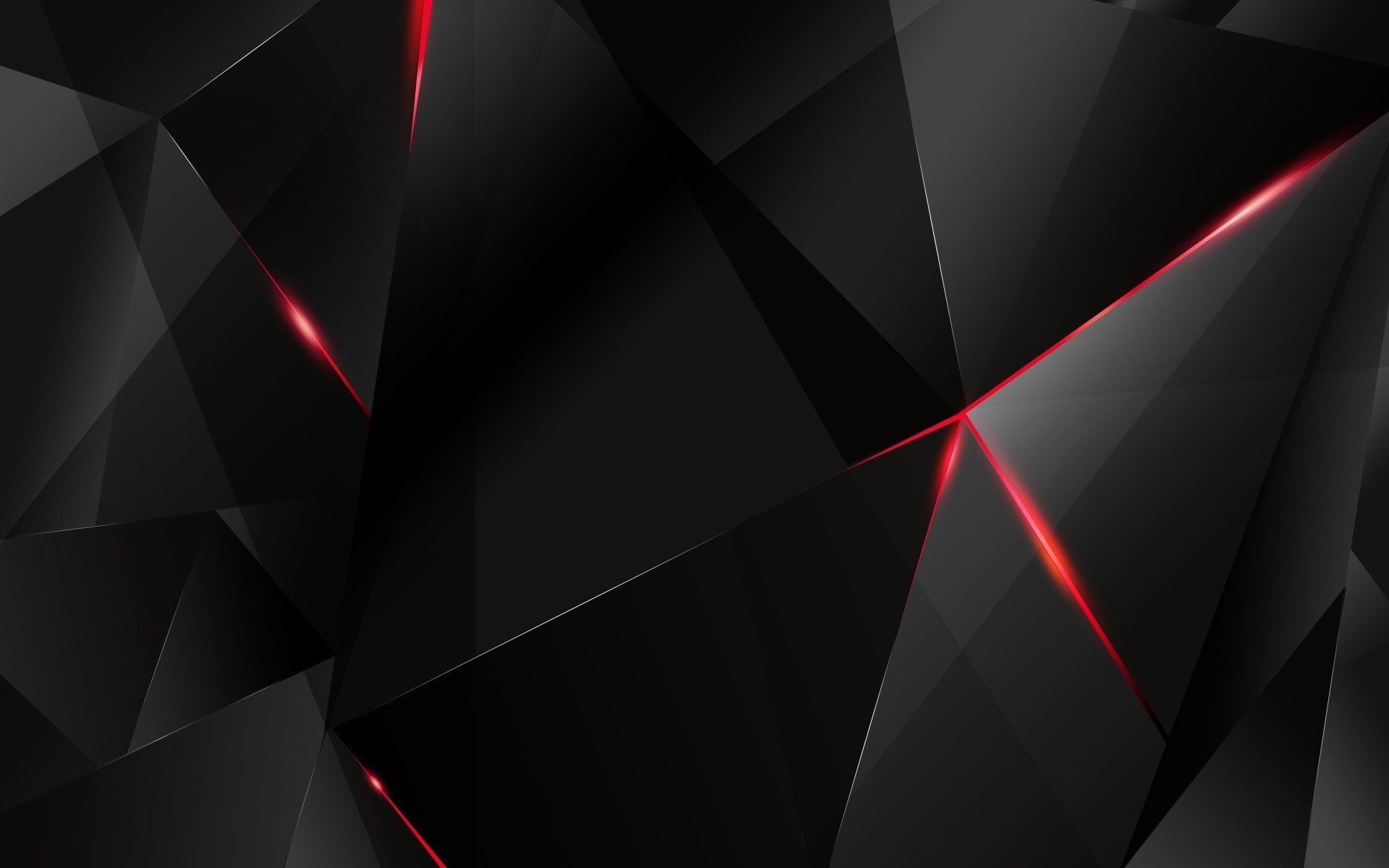 Red and Black PC Wallpaper - WallpaperSafari