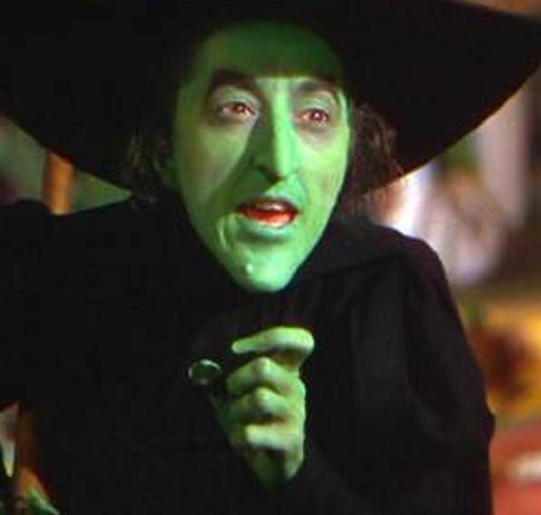The Wicked Witch West Wizard 596x567