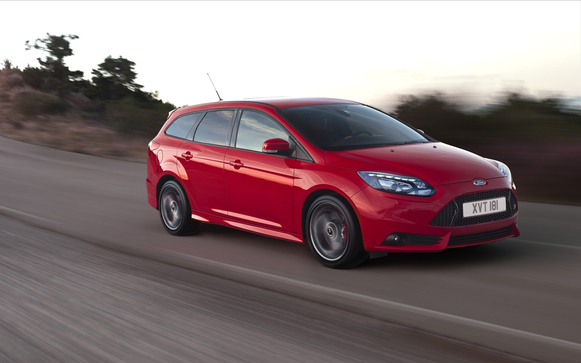 Ford Focus ST 2013 Wallpaper 2 Sense The Car 1920x1200