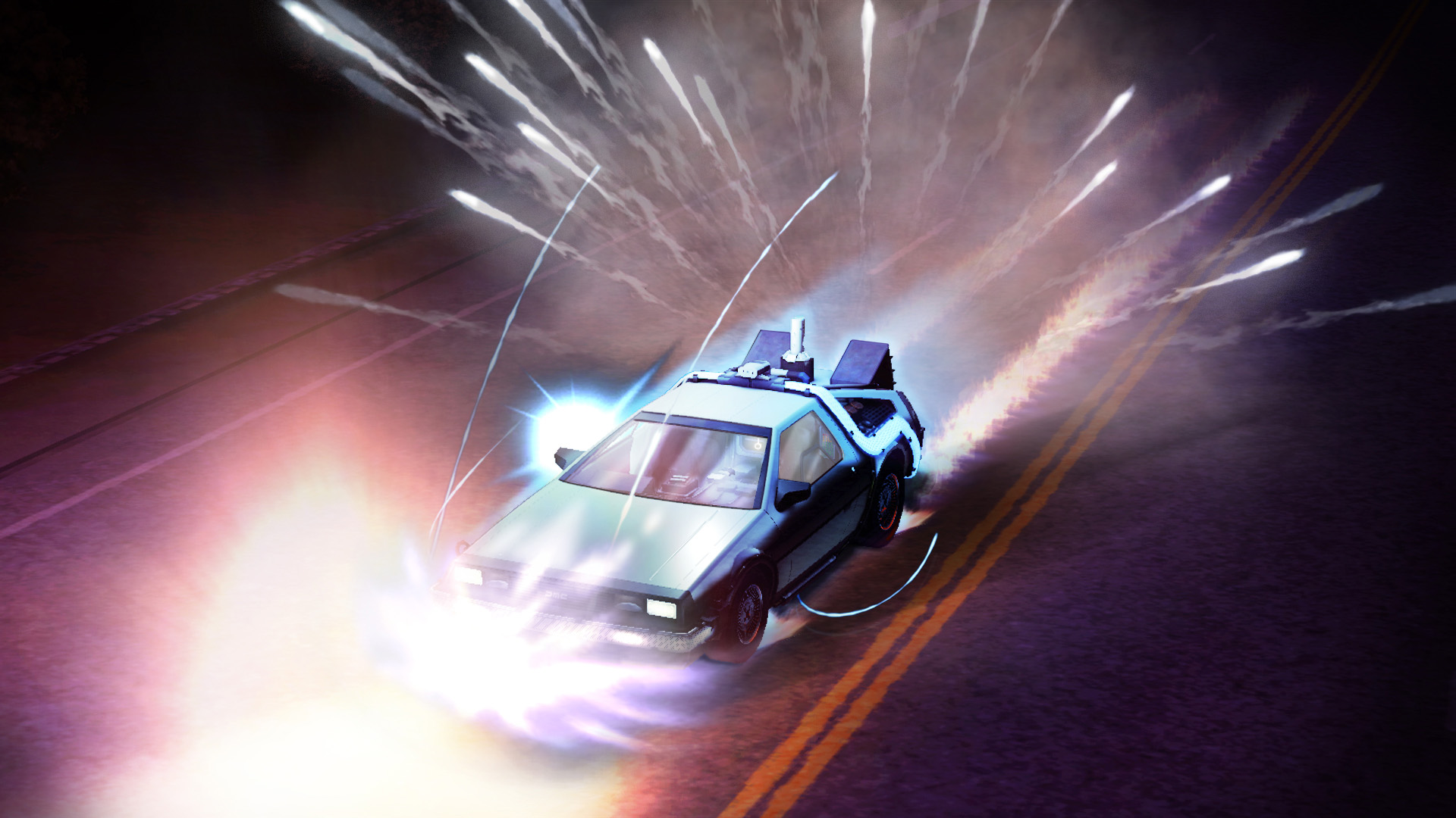 Free Download Back To The Future Hd Wallpapers For Desktop
