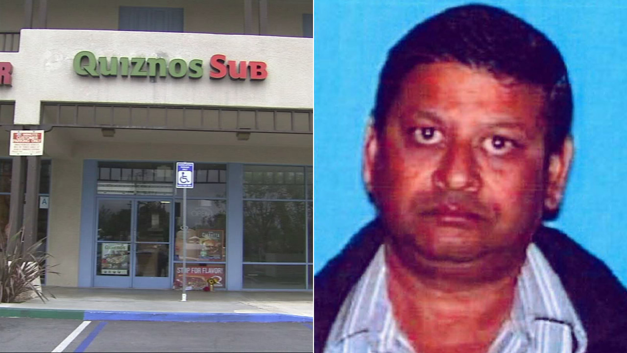Quiznos store owner dies after being shot during San Dimas robbery 1280x720