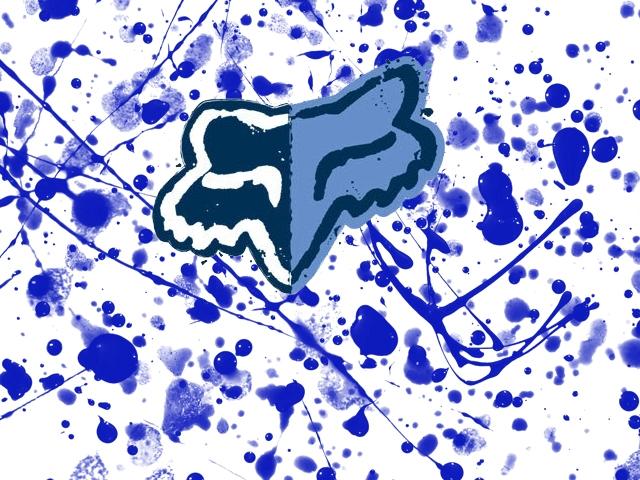 fox logo phone wallpaper by zackluellen 640x480