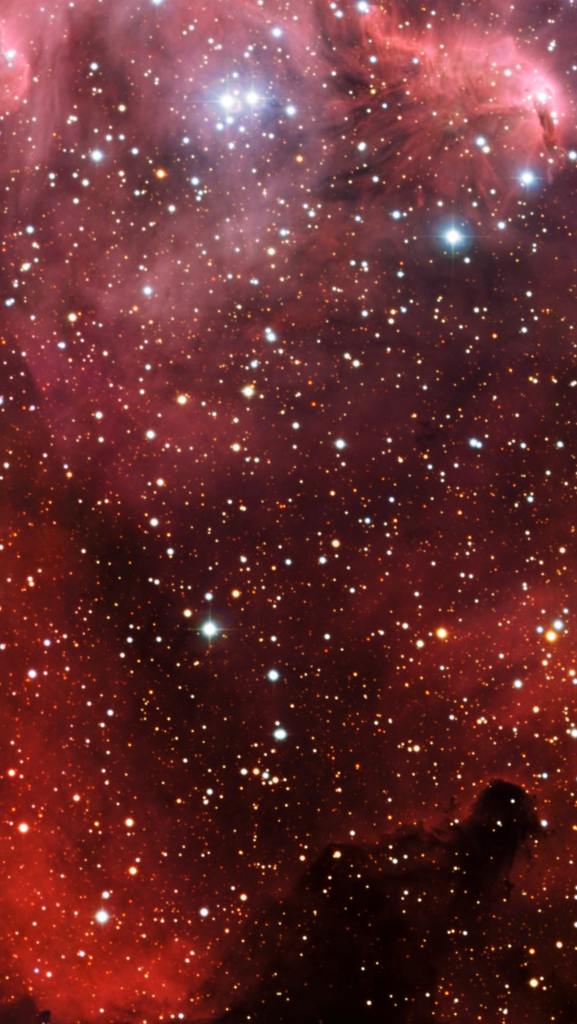 Back Gallery For Red Galaxy Iphone Wallpaper 640x1136