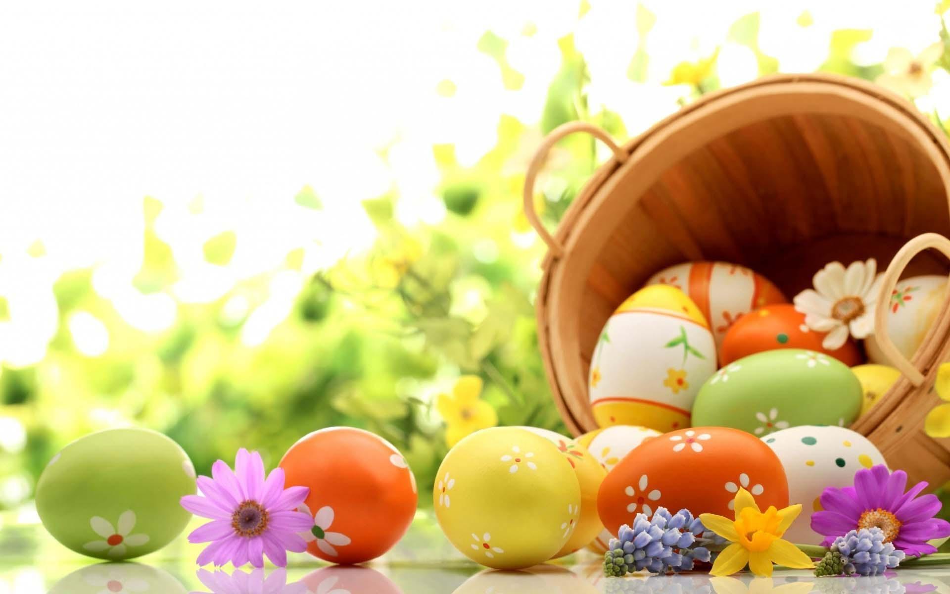 Digital photo Happy Easter jpg screen saver desktop wallpaper Easter ecard