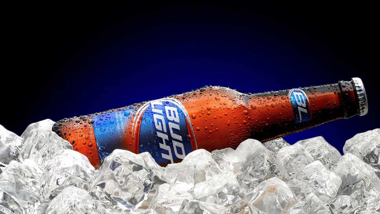 Bud Light Wallpaper Brand Drink 1280x720
