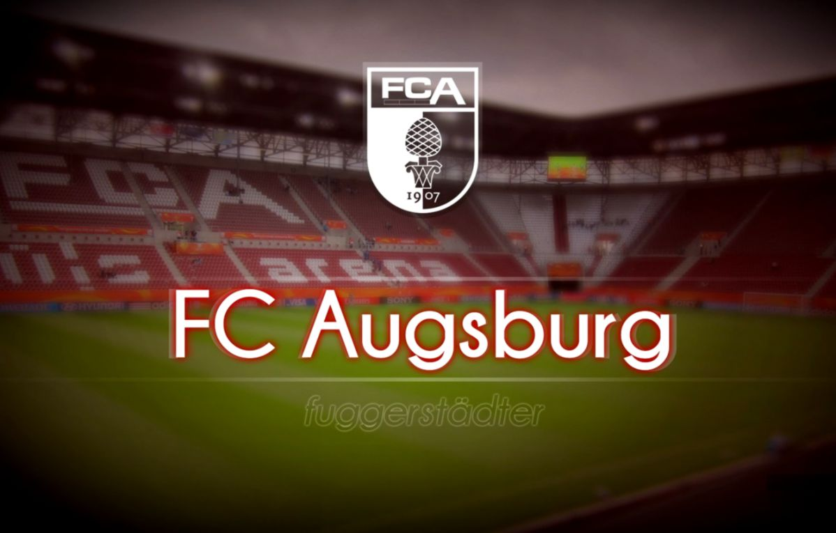 Fc Augsburg Logo Sport Wallpaper Hd Desktop rhymecouncilonline 1198x765