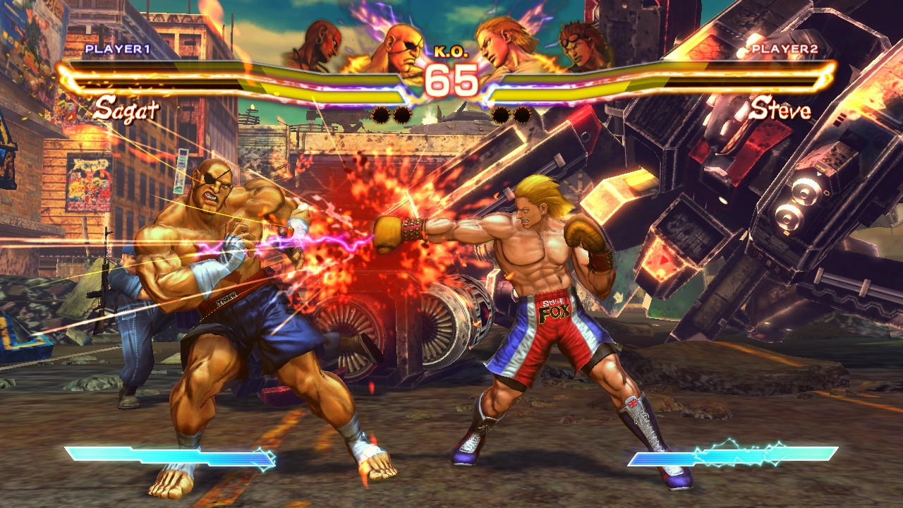 Free Download Street Fighter X Tekken Hd Wallpapers Wallpapers