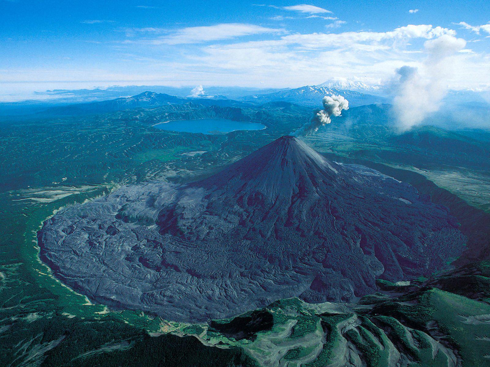 Volcano Wallpapers 1600x1200