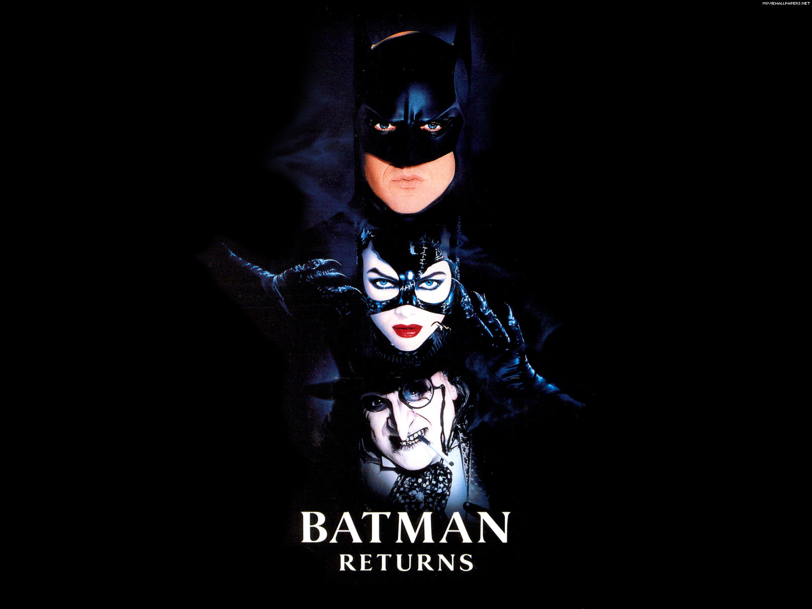 Batman Returns Character Wallpaper   Batman Returns Wallpaper 1600x1200