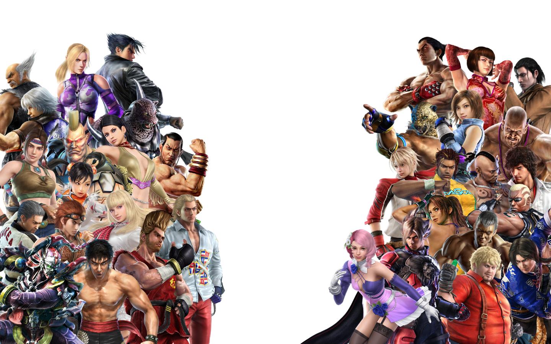 77 Tekken Wallpaper On Wallpapersafari